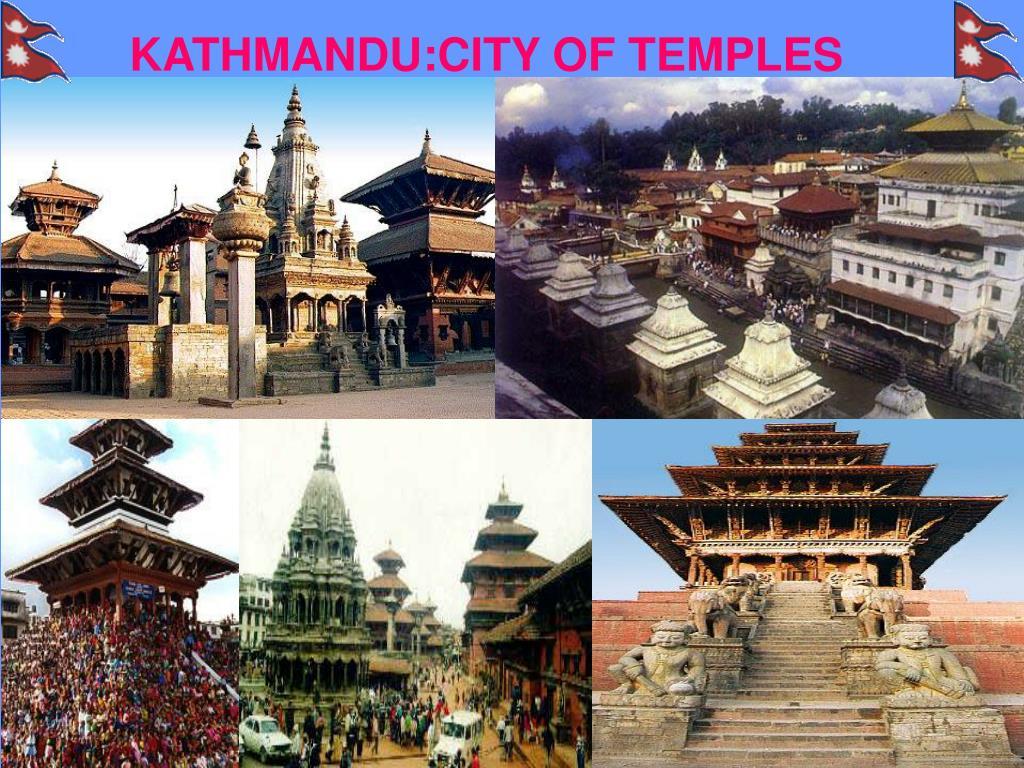 KATHMANDU:CITY OF TEMPLES