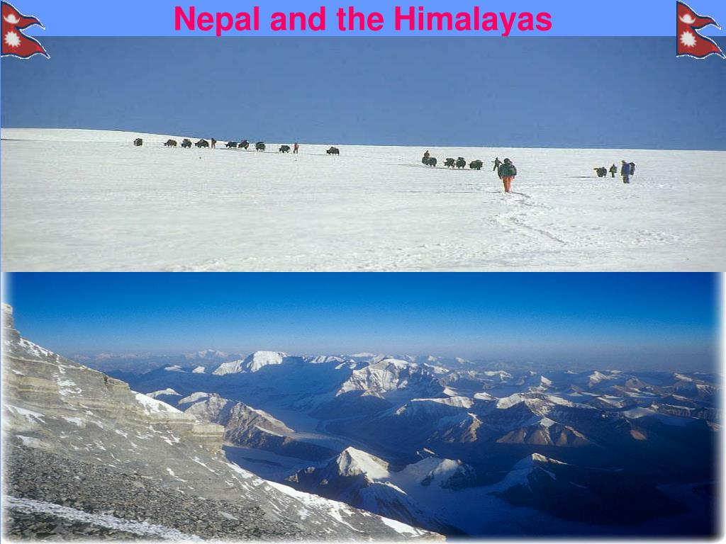 Nepal and the Himalayas