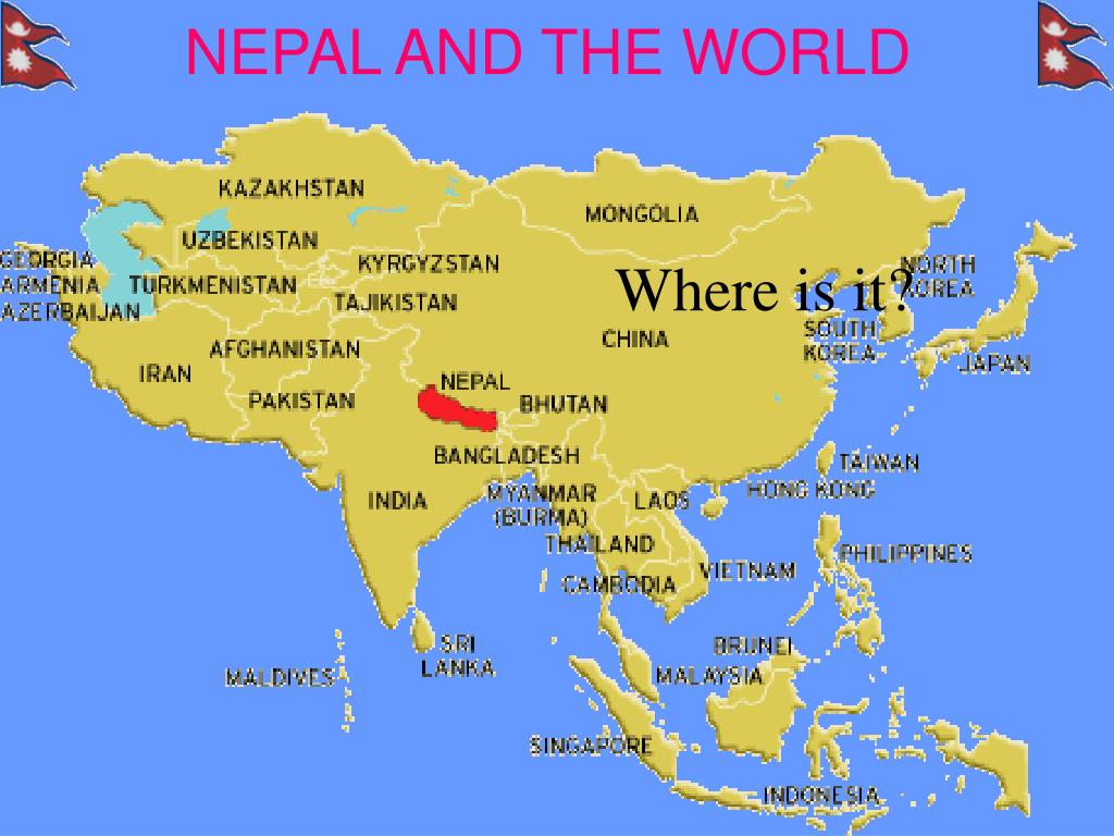 NEPAL AND THE WORLD