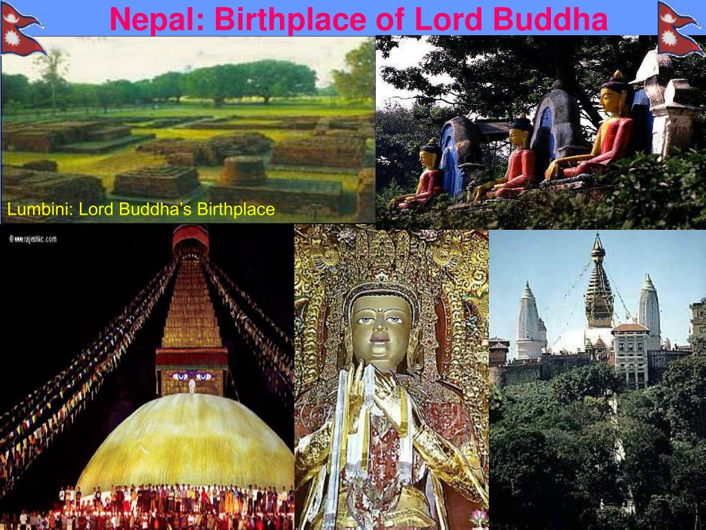 Nepal: Birthplace of Lord Buddha