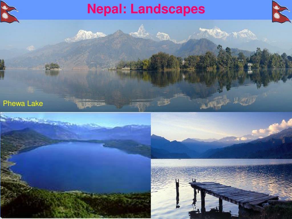 Nepal: Landscapes