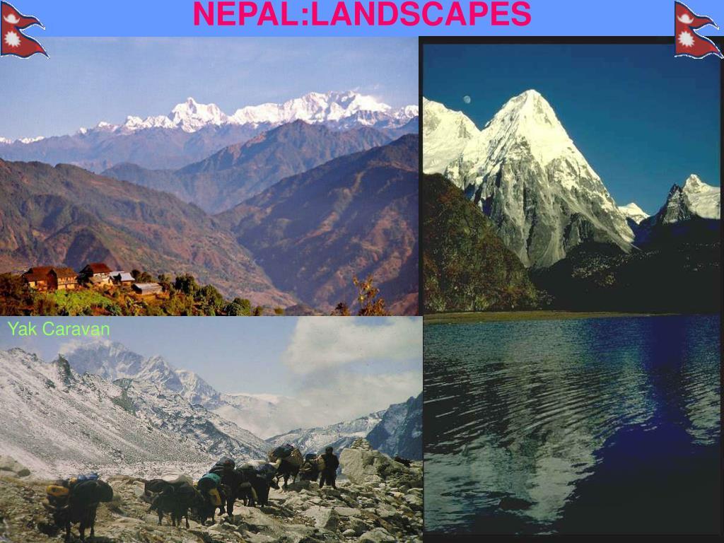 NEPAL:LANDSCAPES