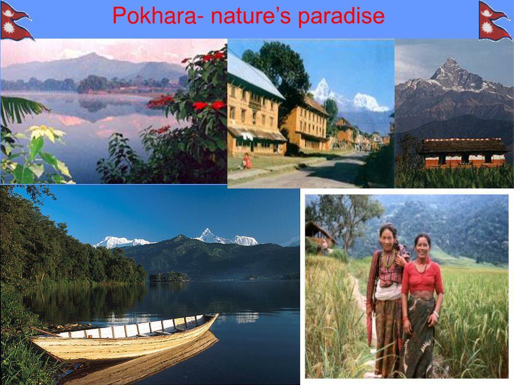 Pokhara- nature's paradise