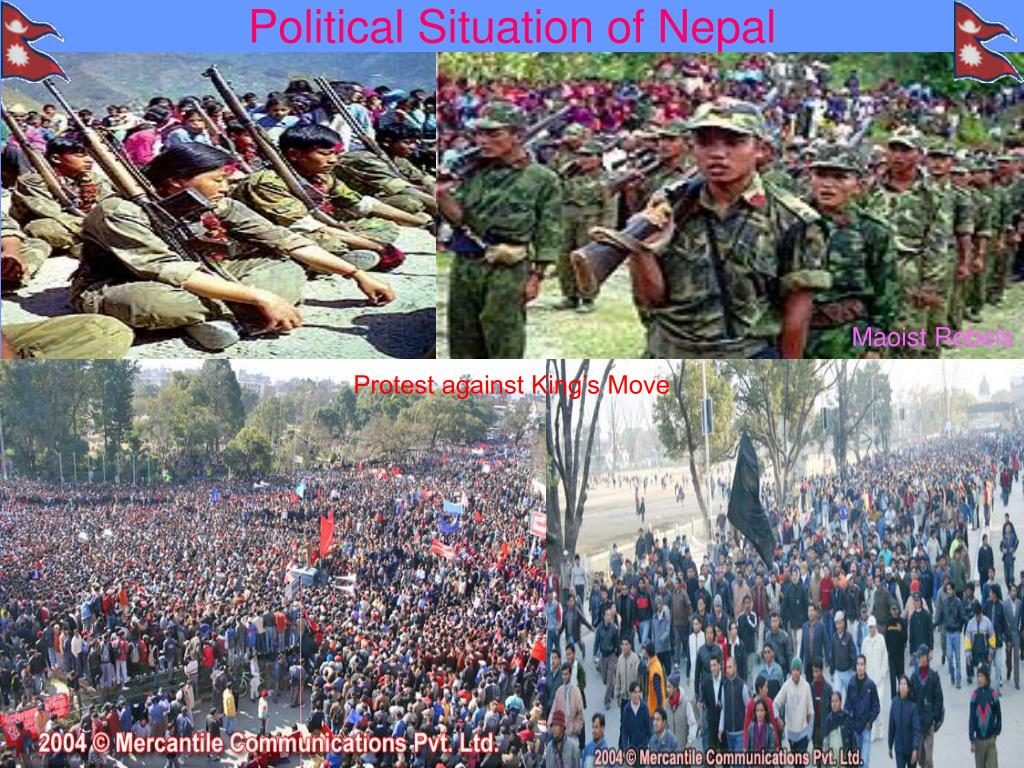Political Situation of Nepal