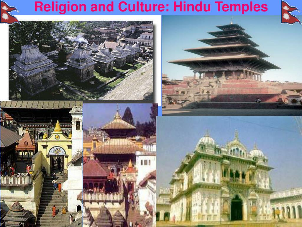 Religion and Culture: Hindu Temples