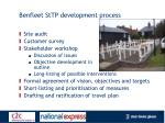 benfleet sttp development process