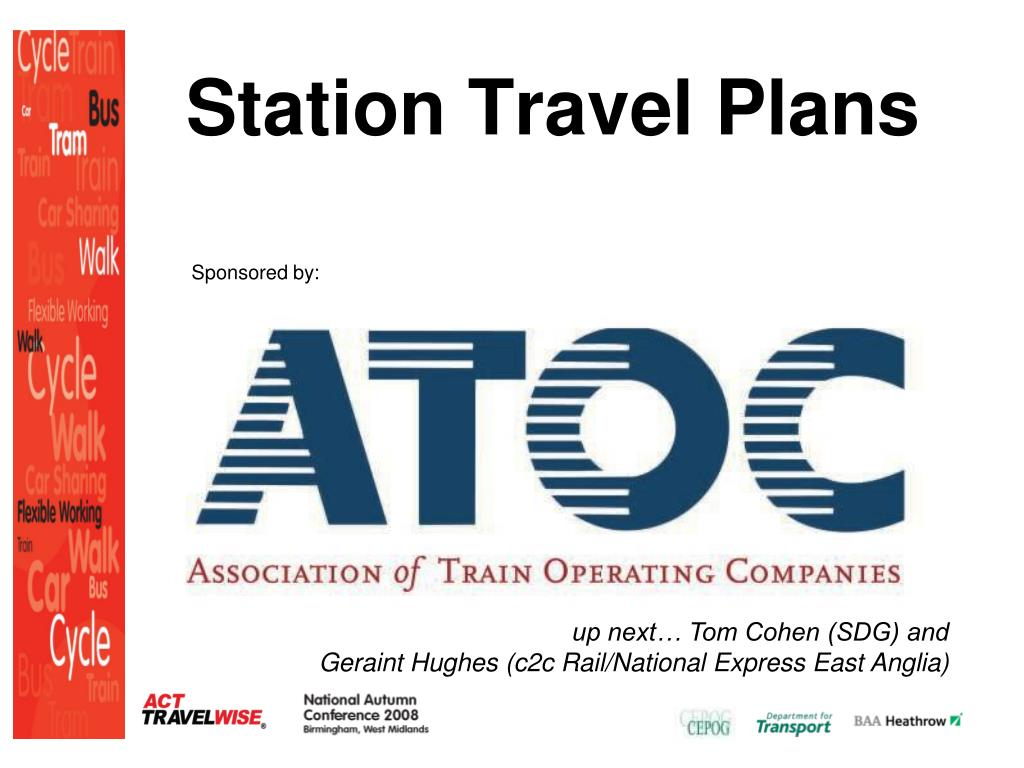 Station Travel Plans