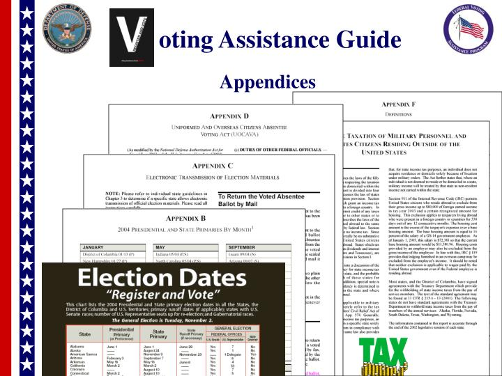 oting Assistance Guide