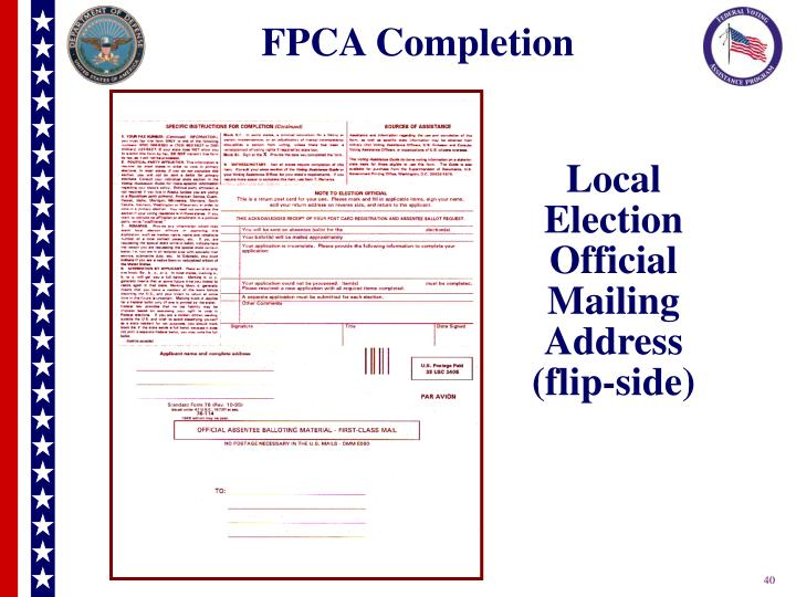 FPCA Completion