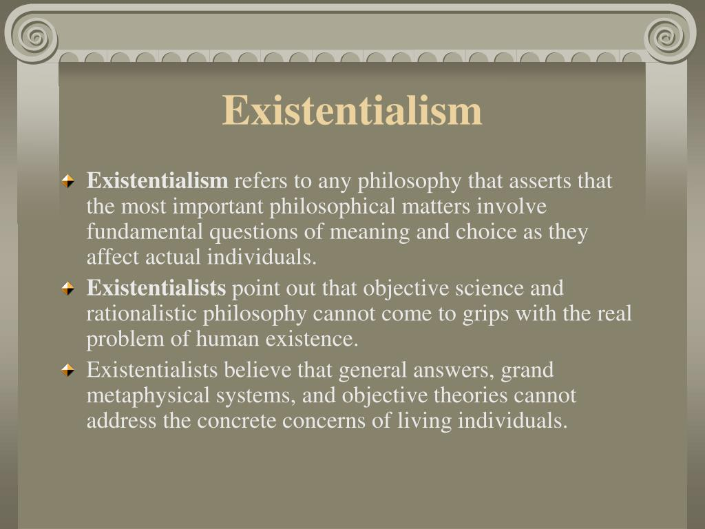 existentialism s ren kierkegaard s philosophical and theological Kierkegaard, as we all know, is the father of existentialism his philosophy probes man's existential condition and the dilemma of becoming a true self.