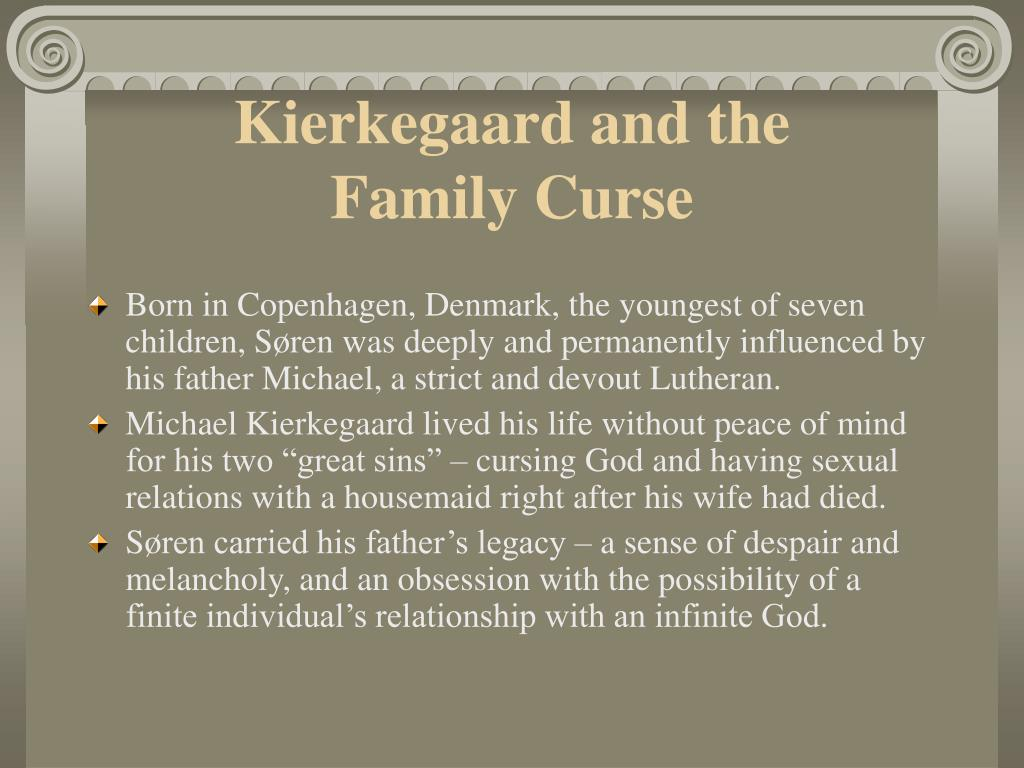 Kierkegaard and the