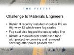 challenge to materials engineers28