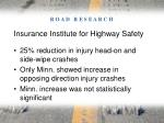 insurance institute for highway safety11