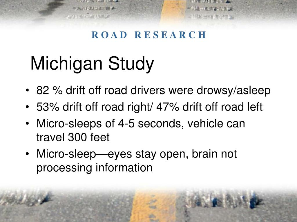 Michigan Study
