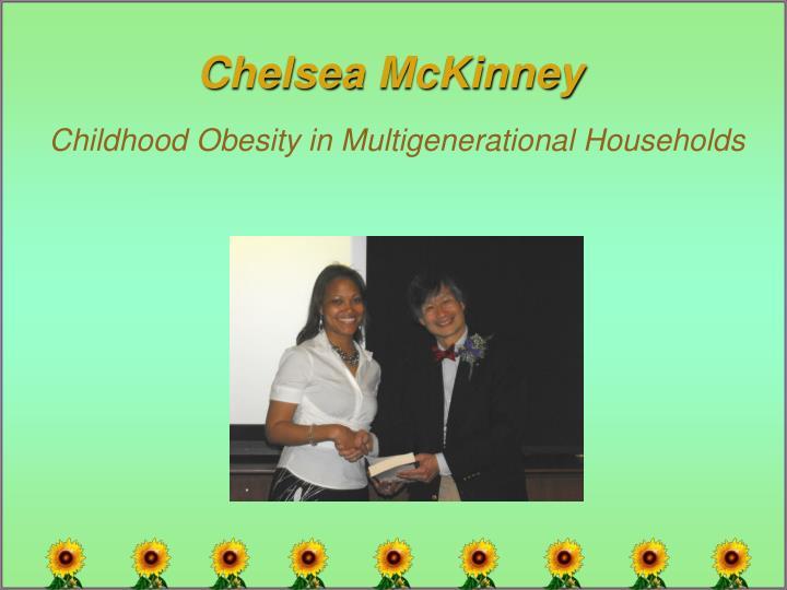 Chelsea McKinney