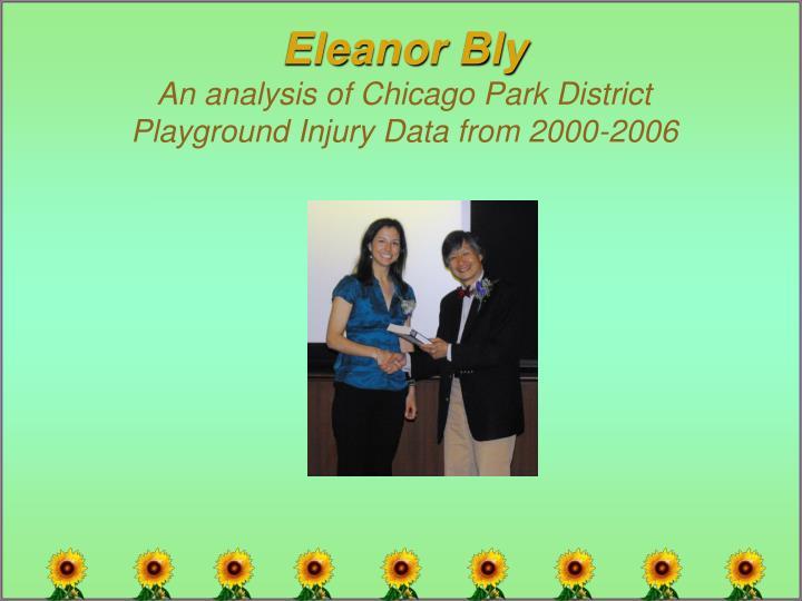 Eleanor Bly