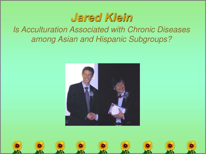 Jared Klein