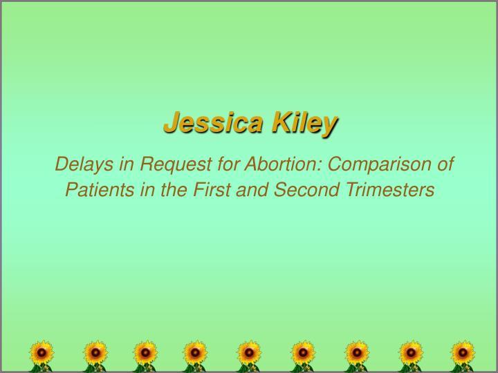 Jessica Kiley