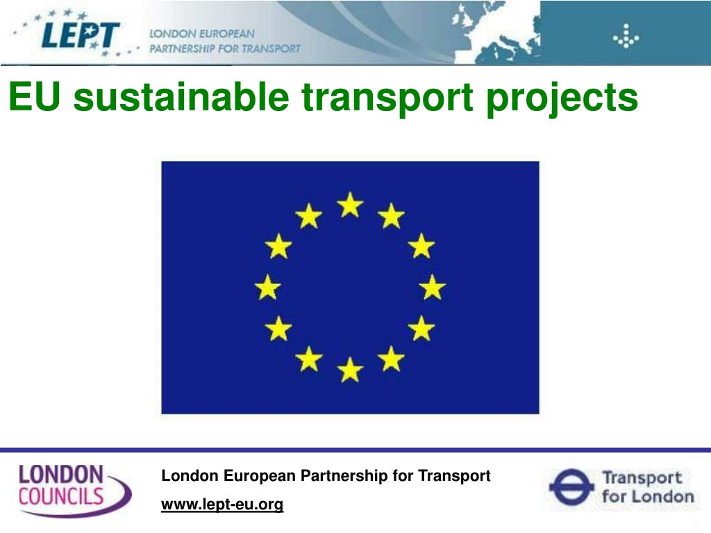 EU sustainable transport projects