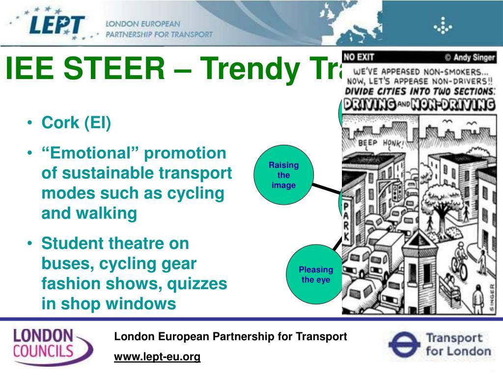IEE STEER – Trendy Travel