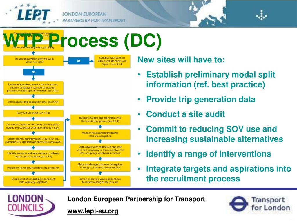 WTP Process (DC)