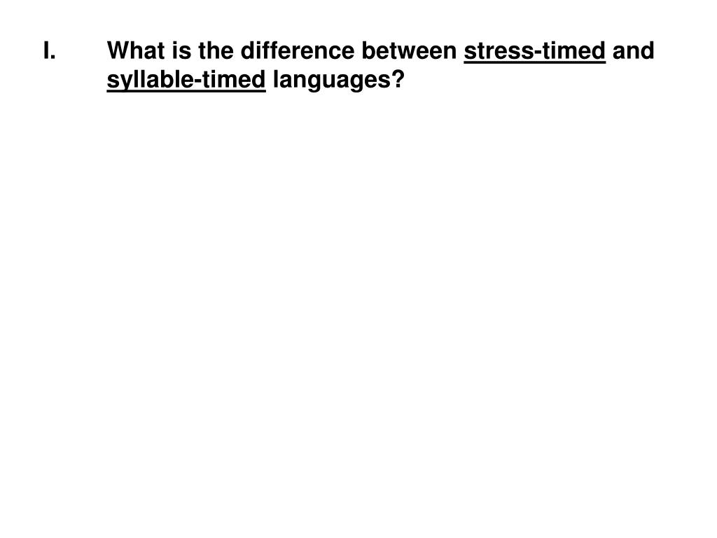 What is the difference between