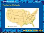 freshwater wetlands16