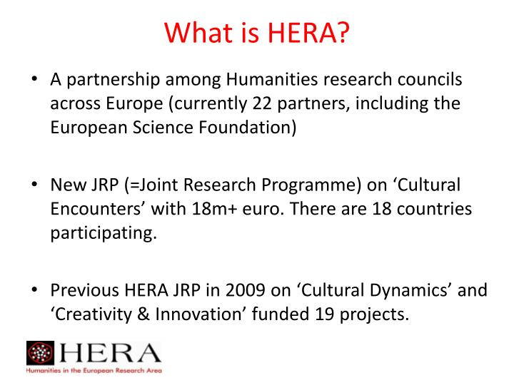 What is hera