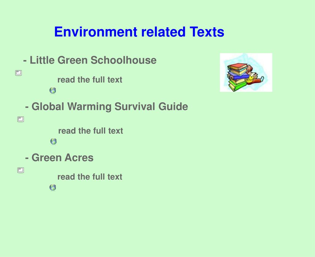 - Little Green Schoolhouse