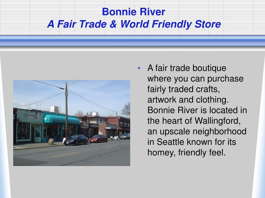 Bonnie River