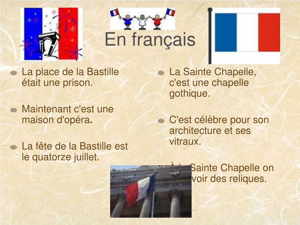 La place de la Bastille était une prison.