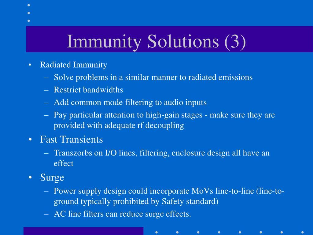 Immunity Solutions (3)