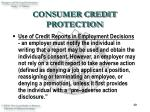 consumer credit protection40