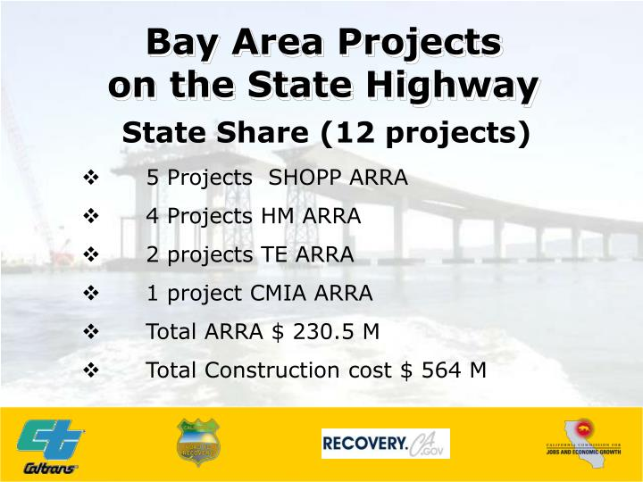 Bay Area Projects