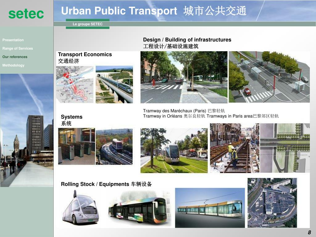 Urban Public Transport