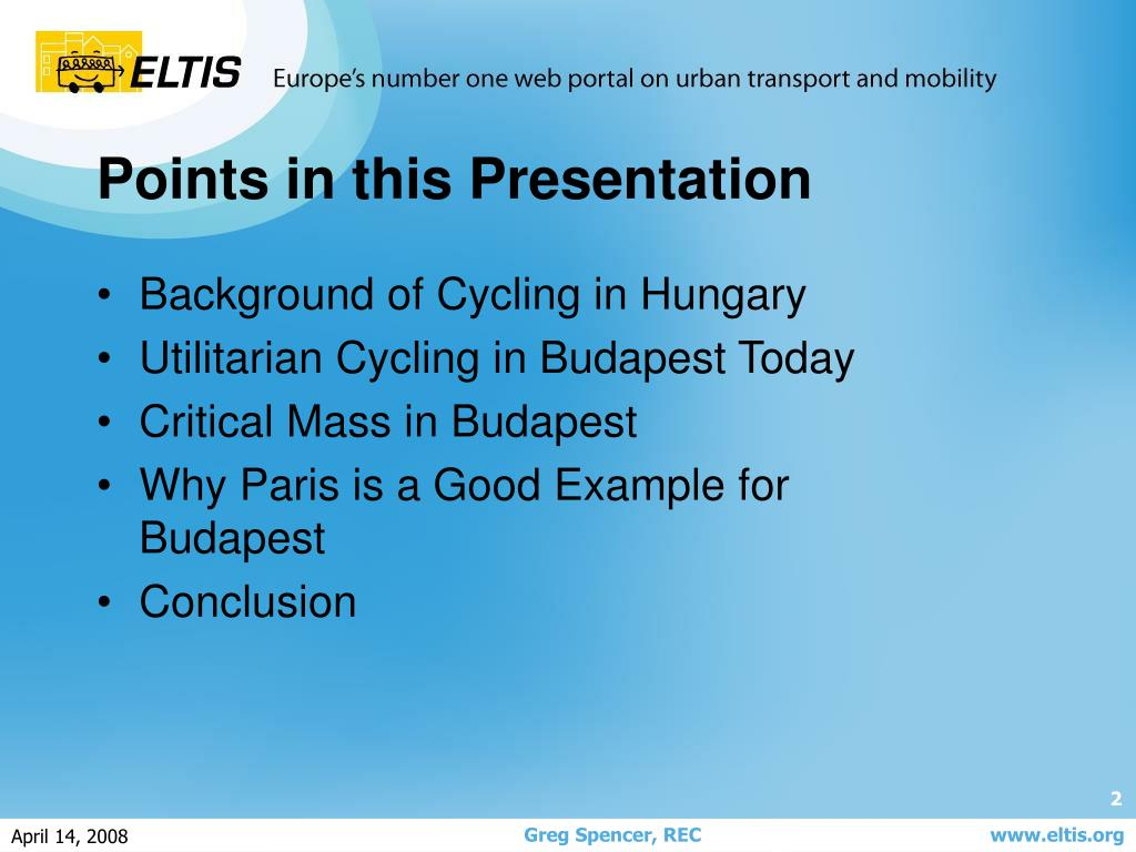 Background of Cycling in Hungary