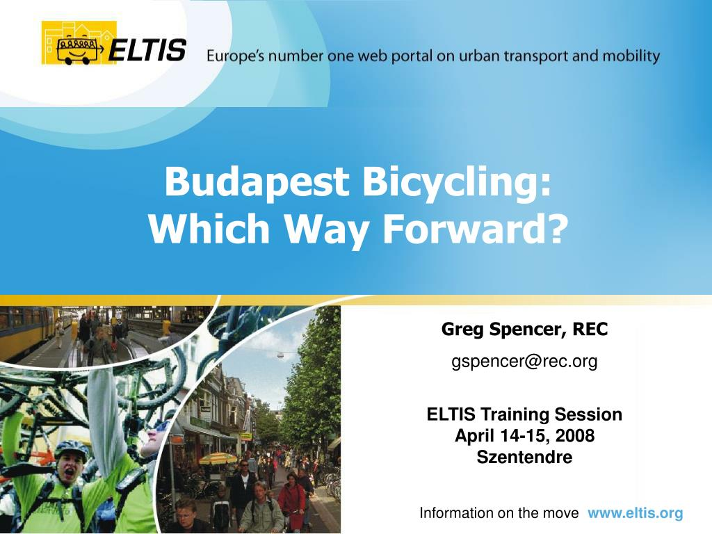 Budapest Bicycling:
