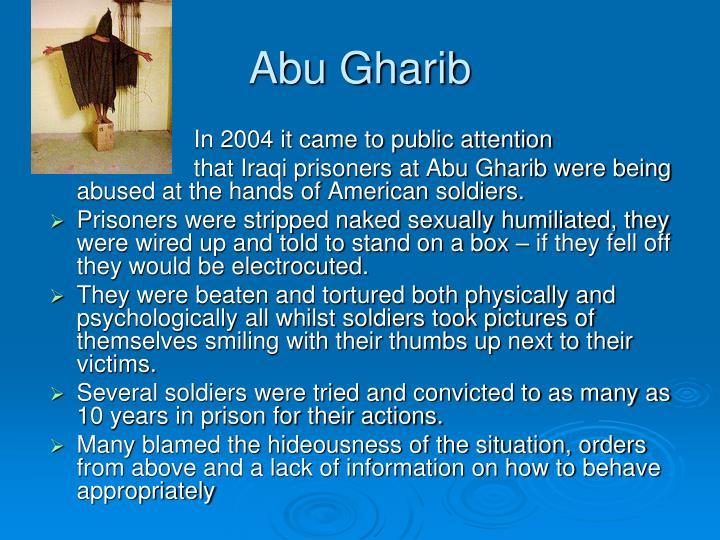 Abu Gharib