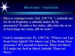 dios existe god exists13