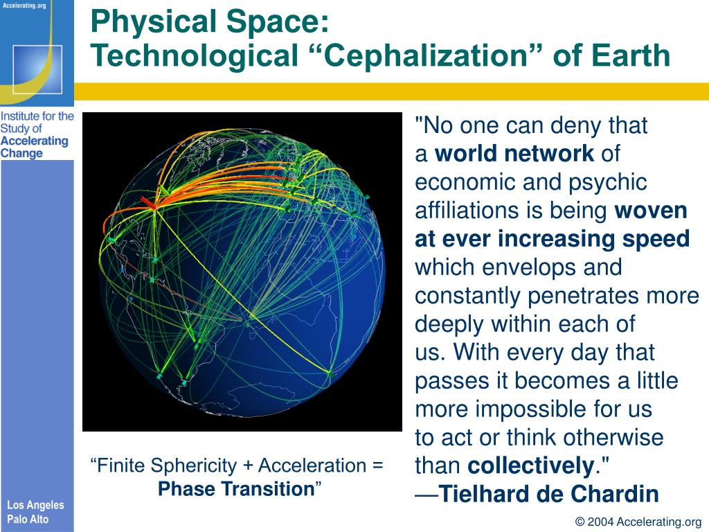 Physical Space: