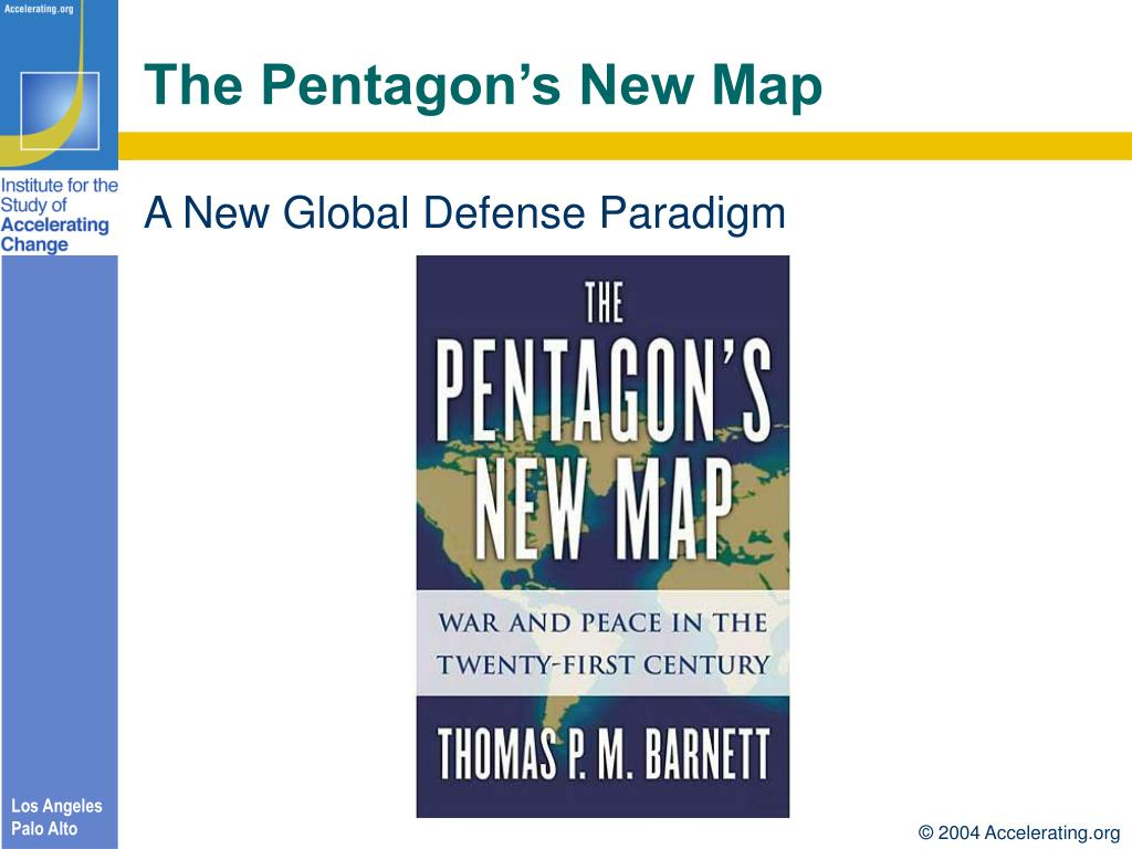 The Pentagon's New Map