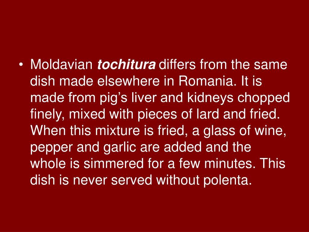 Moldavian