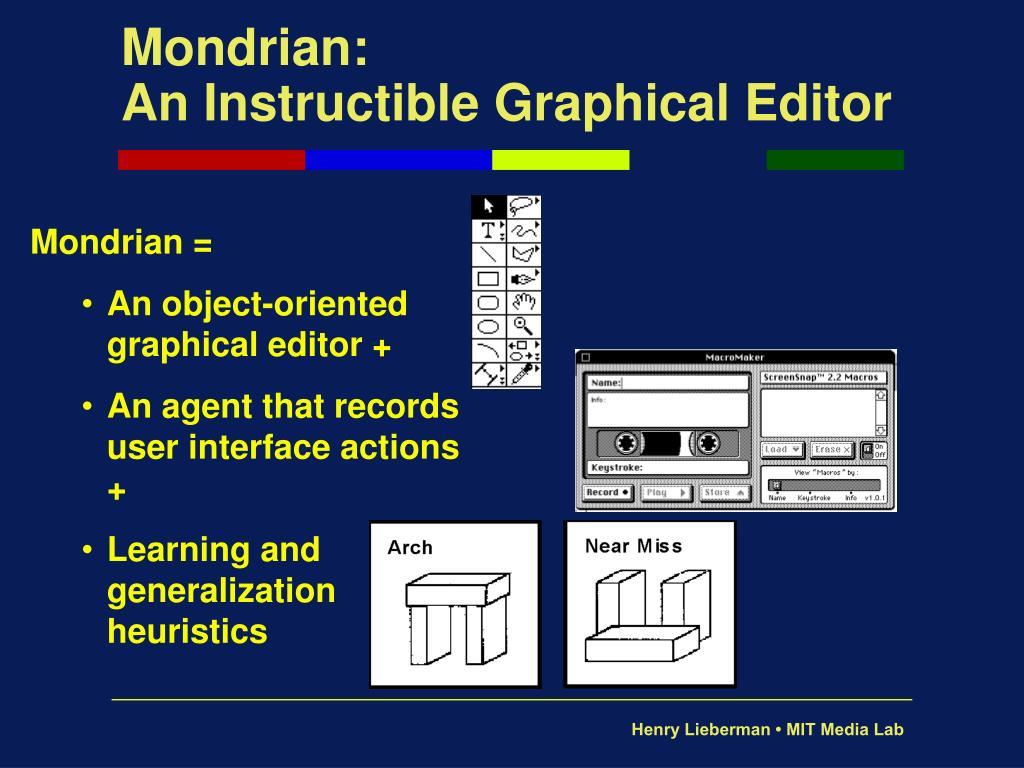 Mondrian: