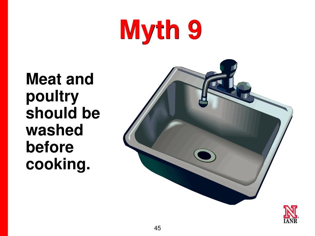 Myth 9