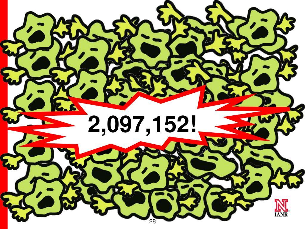 2,097,152!