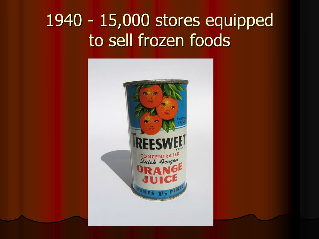 1940 - 15,000 stores equipped