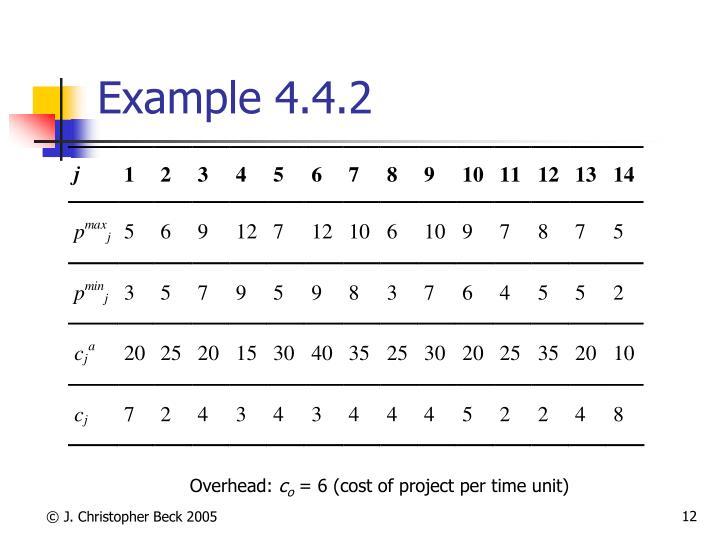 Example 4.4.2