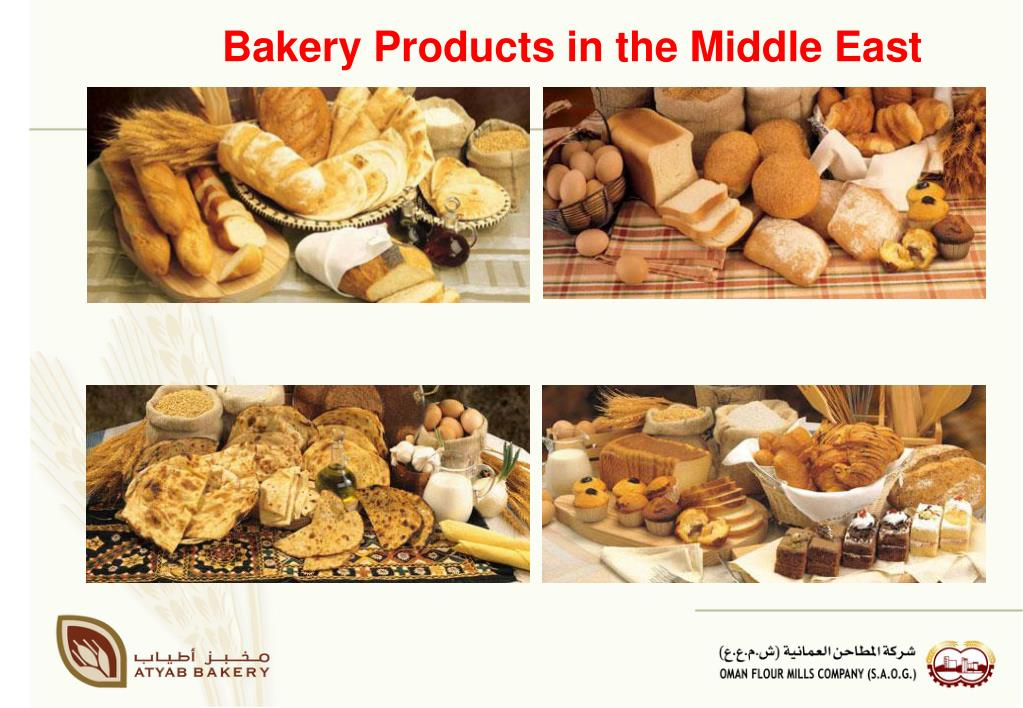 Bakery Products in the Middle East