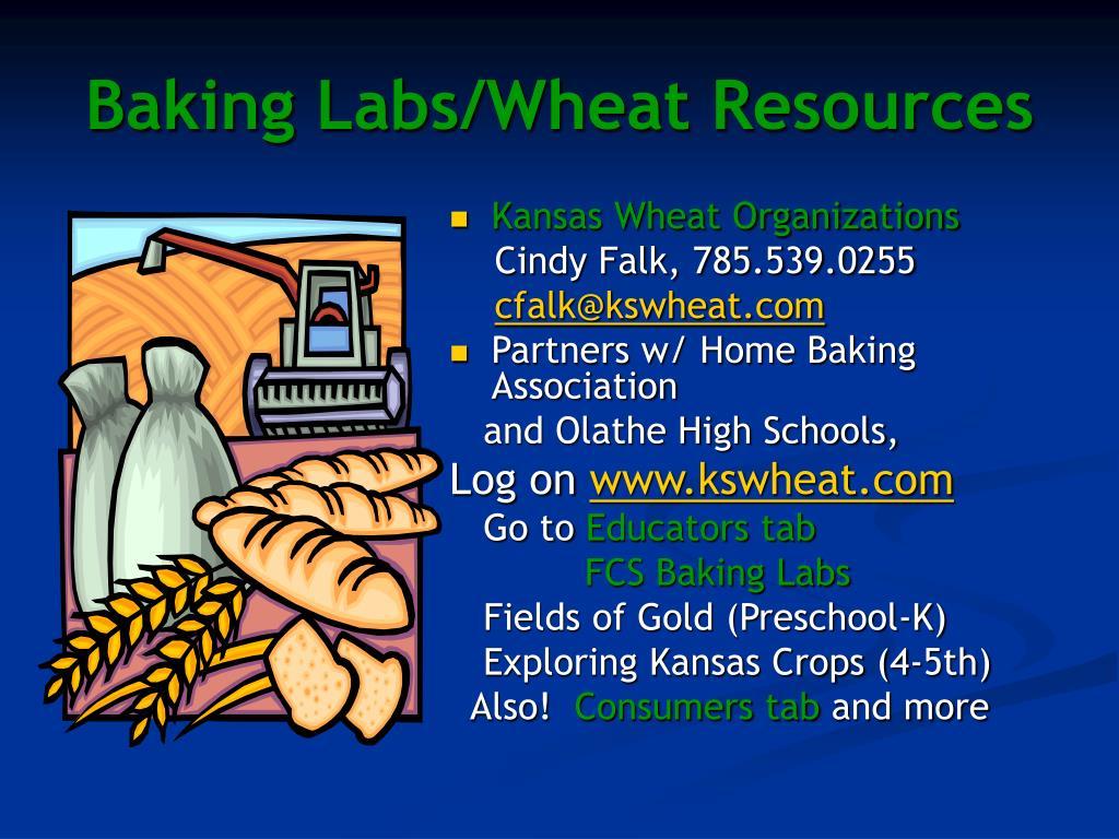 Kansas Wheat Organizations
