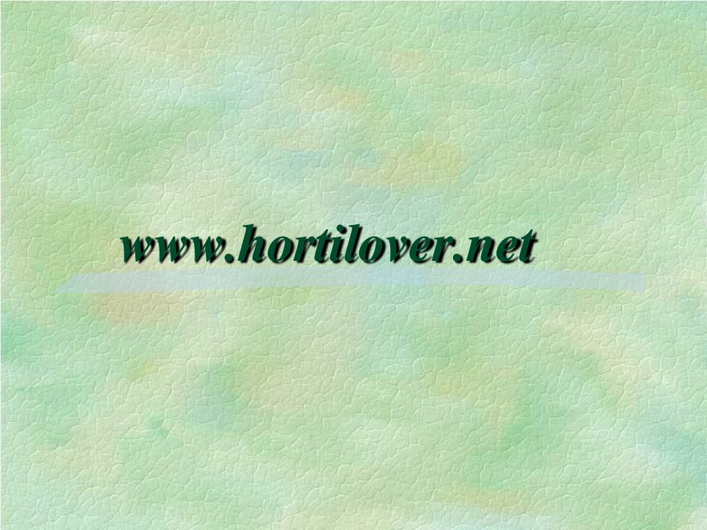 www.hortilover.net